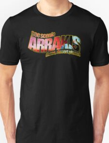 See Scenic Arrakis Unisex T-Shirt