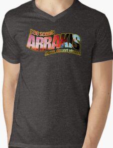 See Scenic Arrakis Mens V-Neck T-Shirt