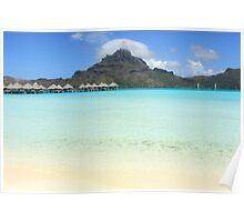 Otumanu - Bora Bora Poster