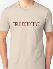 True Detective Logo Unisex T-Shirt