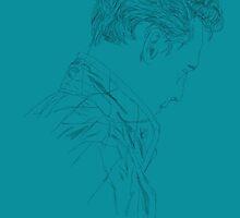Tom Hiddleston by EloiseRose