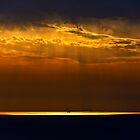 Ship in Light by Baki Karacay