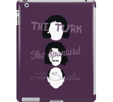 An Inconceivable Trio - The Princess Bride iPad Case/Skin