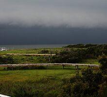Pamlico Sound storm by blisshouse