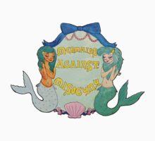 Mermaids Against Misogyny by tamaghosti
