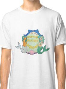 Mermaids Against Misogyny Classic T-Shirt
