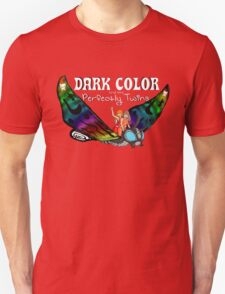 Dark Color and the Perfectly Twins T-Shirt