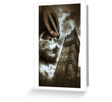 London Icons II Greeting Card