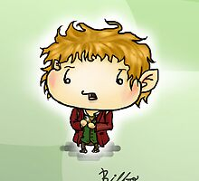 Bilbo by SleepingRabbits