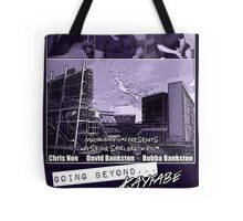 Going Beyond... Kayfabe Movie Poster Tote Bag
