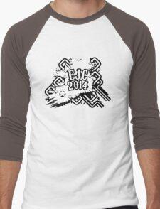 EJC 2014 promo shirt Men's Baseball ¾ T-Shirt