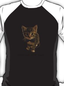 Bowties are cool - cats T-Shirt