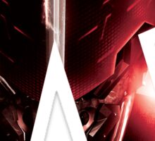 Raiden - Metal Gear rising  Sticker