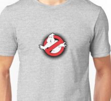 Original Ghostbusters Halftone Logo (in colour) Unisex T-Shirt