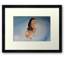 Dharmini Leyla Framed Print