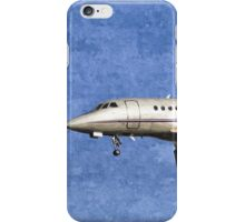 Dassault Falcon 2000 Jet Art iPhone Case/Skin