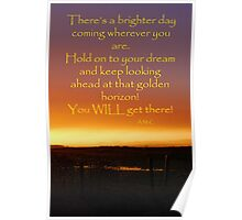 Brighter Day Poster