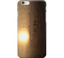 Sunrise - Seminole Oklahoma iPhone Case/Skin