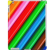 Diagonal Pencils iPad Case/Skin
