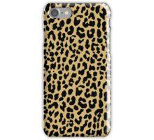 Neon Classic Leopard iPhone Case/Skin