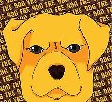 The Dog by MonikaHHM