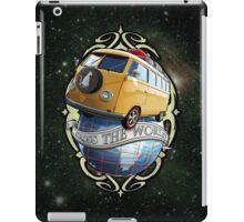 Cross the World - Bus T1 iPad Case/Skin
