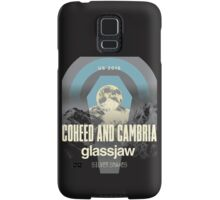 coheed and cambria the color before the sun Tour 2016 1 Samsung Galaxy Case/Skin