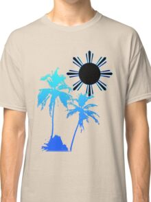 Tranquil Skies and Seas Classic T-Shirt