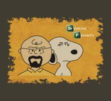 Breaking Bad Peanuts by whgeverett