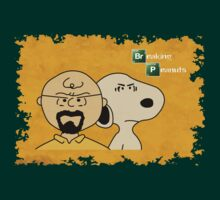 Breaking Bad Peanuts by whgeverett