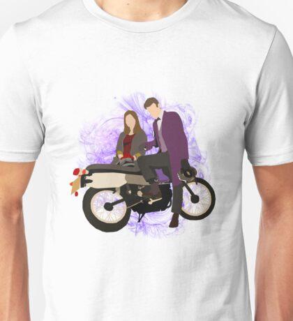 Chin Boy & Souffle Girl Unisex T-Shirt