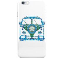 VW Tie Dye iPhone Case/Skin