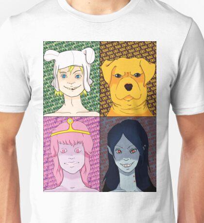 The Big Four Unisex T-Shirt