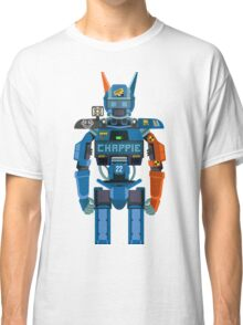 Chappie vector character fanart Classic T-Shirt