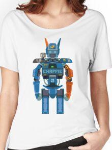 Chappie vector character fanart Women's Relaxed Fit T-Shirt