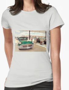 Buick Century  Womens Fitted T-Shirt