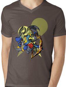 SLY COOPER Mens V-Neck T-Shirt