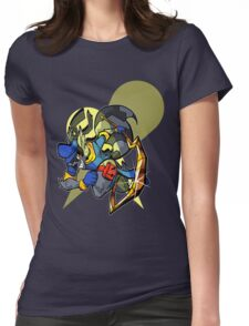 SLY COOPER Womens Fitted T-Shirt