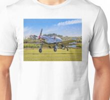 """Marinell"", the autographed Mustang Unisex T-Shirt"