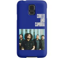 coheed and cambria the color before the sun Tour 2016 2 Samsung Galaxy Case/Skin