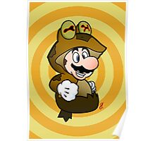 ALL GLORY TO THE MARIO BROS! Poster