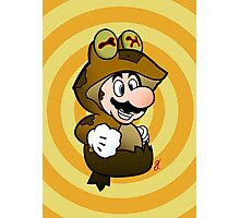 ALL GLORY TO THE MARIO BROS! Photographic Print