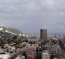 Haifa, Israel by Carol Singer