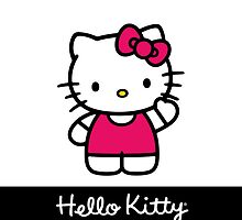 Hello Kitty Logo by thomas1700