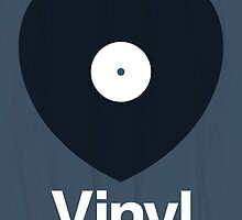 Love Vinyl by modernistdesign