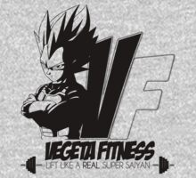Vegeta Fitness by Timmyb0y