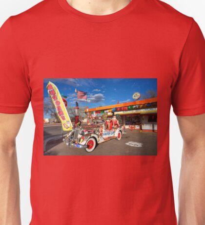 Snow Cap Diner  Unisex T-Shirt