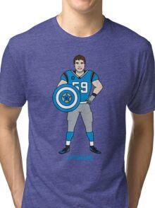 Captain Luke! Tri-blend T-Shirt