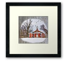 Country Classes II Framed Print