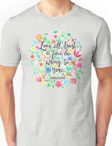 Love All Unisex T-Shirt